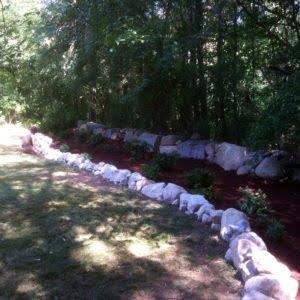 Garden Bed Installation