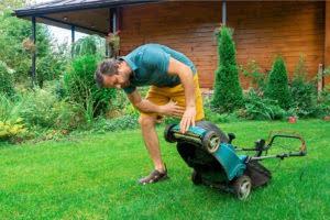 Common Lawnmower Problems
